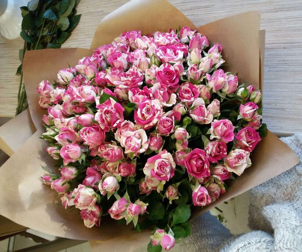 Купить свежие цветы спб